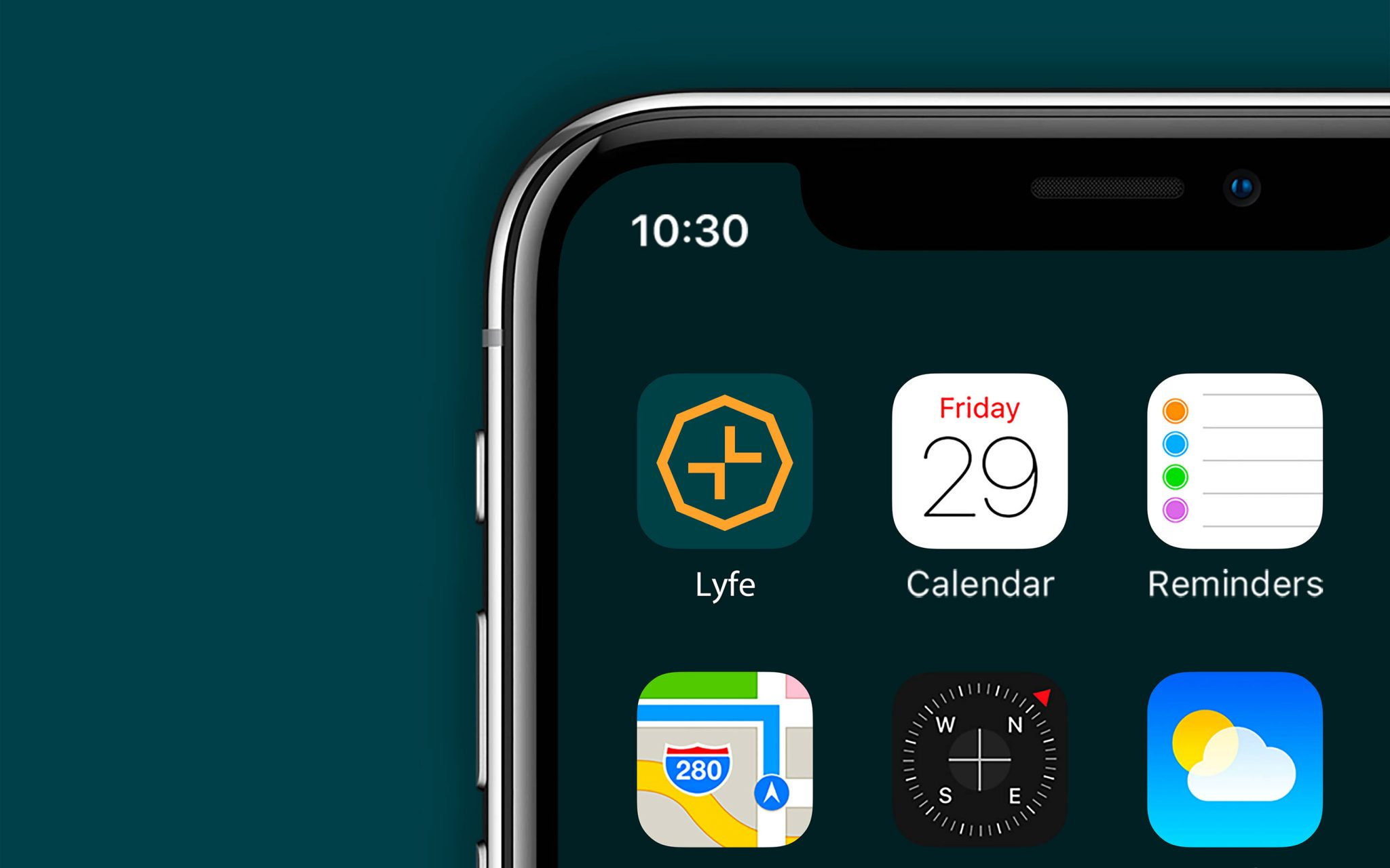 Lyfe – App Icon
