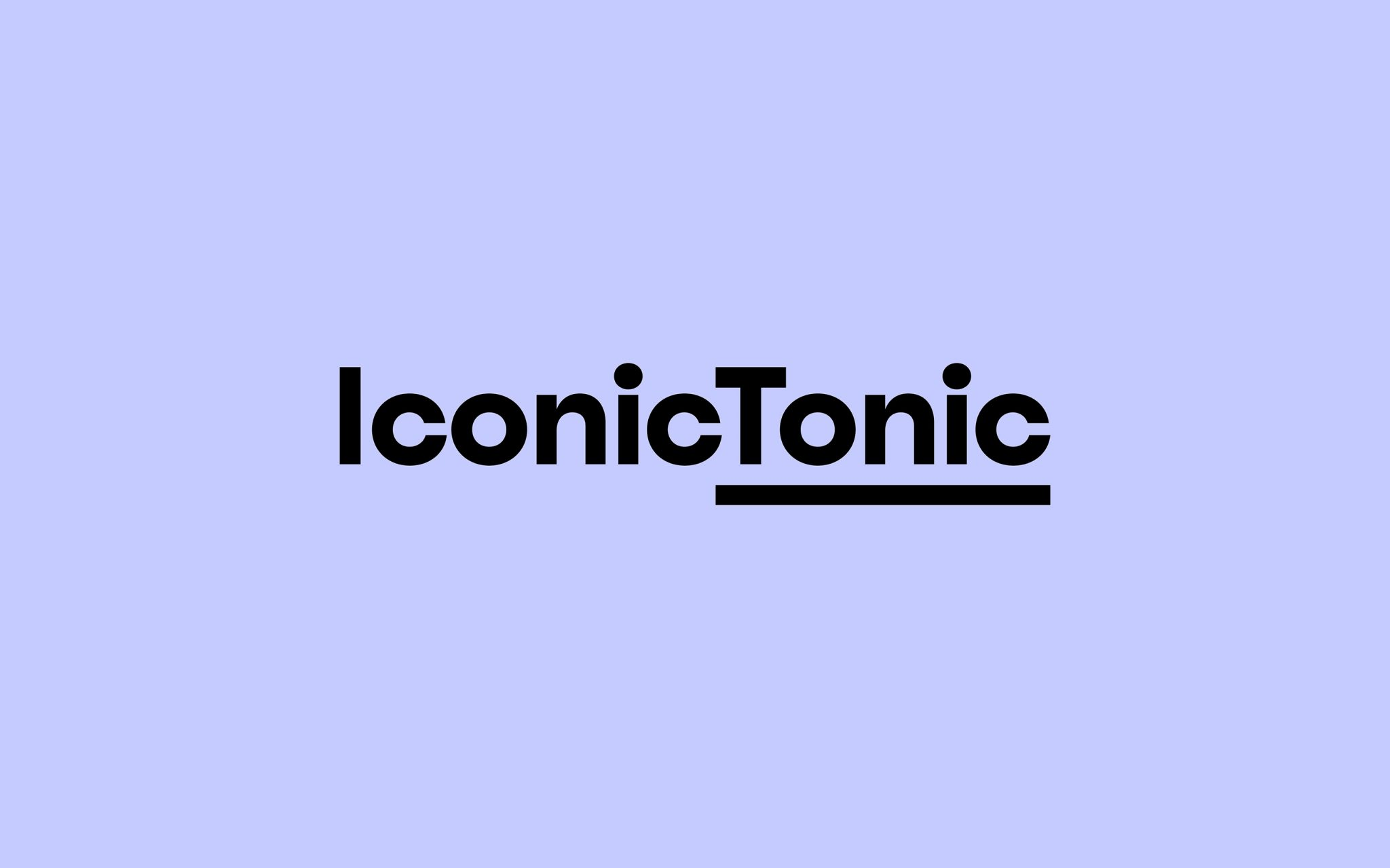 Iconic Tonic - Logotype